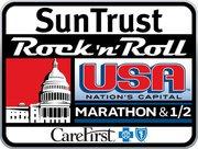 Suntrust, CareFirst, Marathon, Half Marathon