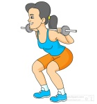 physical-fitness-woman-weight-lifting