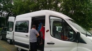 Giant Van: The Beast